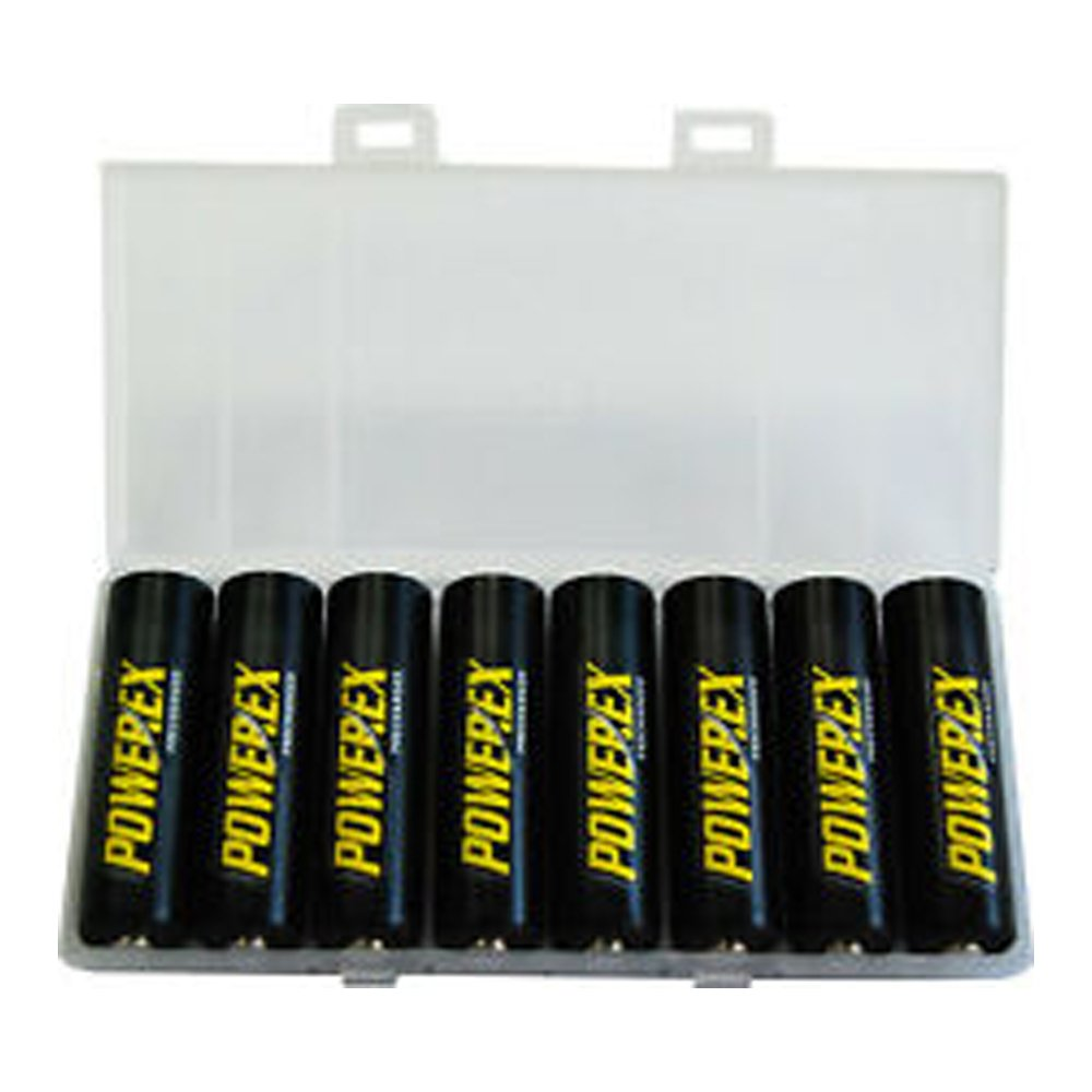 Powerex Prechagered AA 2600mAh 8-PACK